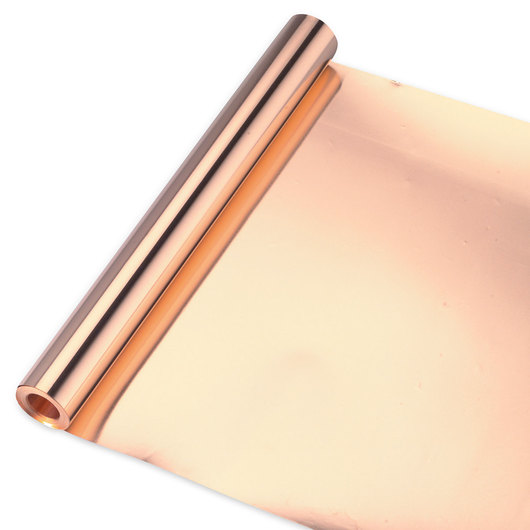 25-ft. Bulk Copper Foil Roll - 40 Gauge