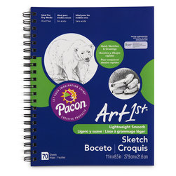 Pacon® Art1st® Sketch Diary - 11 in. x 8-1/2 in.