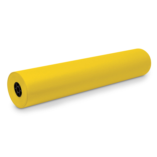 Pacon® Decorol® Flame-Retardant Art Roll - Yellow
