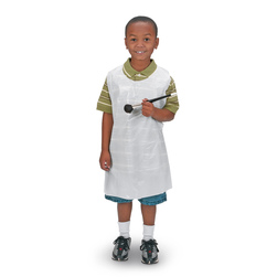 Lightweight Aprons - Box of 100 - 24 in. x 42 in.