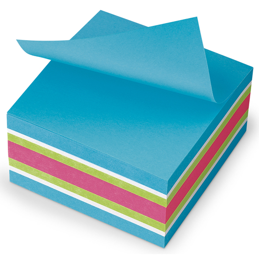 Post-It® Notes Cube - 400 Sheets - 3 in. x 3 in.