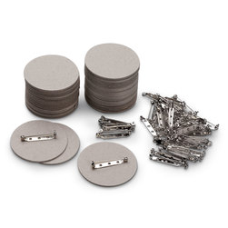 COVER-it® Craft Board Buttons - Pkg. of 48