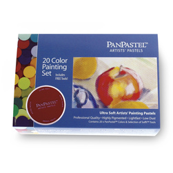 PanPastel® Dry Color Paint - Set of 20 Painting Set