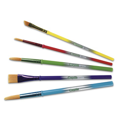 Crayola Arts & Crafts Brushes