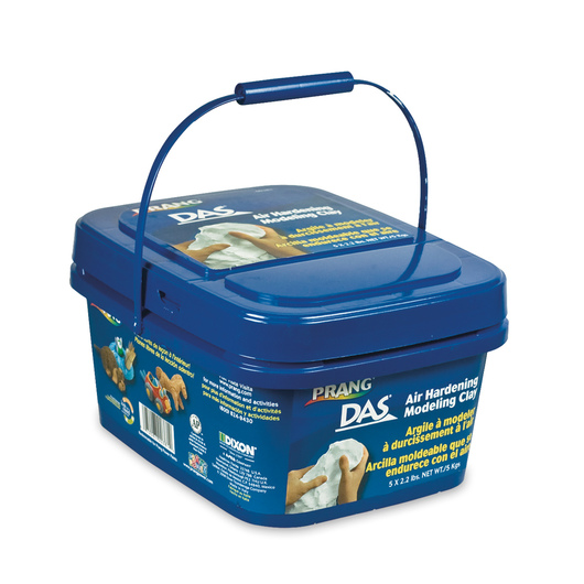 DAS® Air-Hardening Modeling Clay - 11-lb. Tub