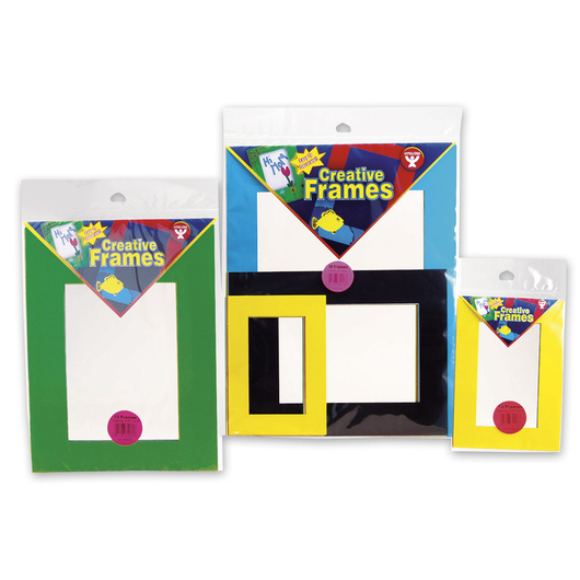Creative Frames - Pkg. of 72
