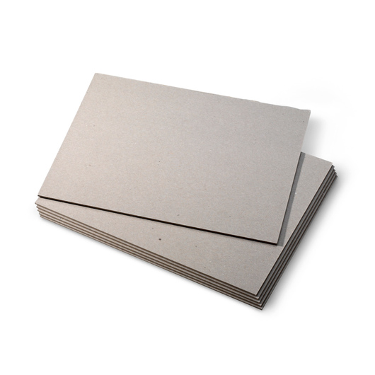 Jack Richeson® Chipboard - Pkg. of 6 - 8-1/2 in. x 11 in. - 2.2 mm Thick