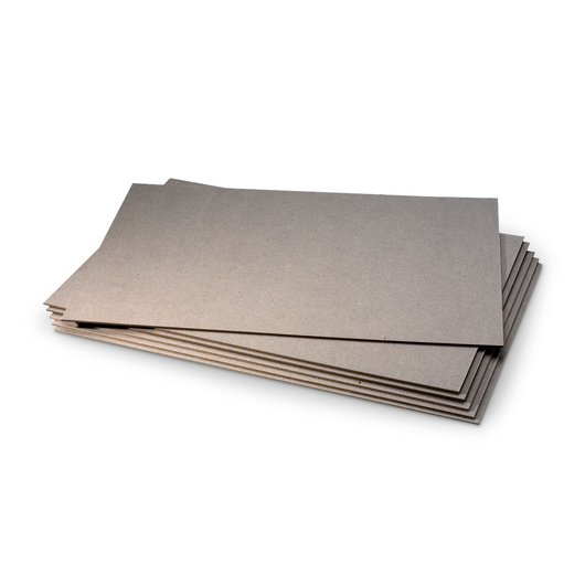 Jack Richeson® Chipboard - Pkg. of 6 - 12 in. x 18 in. - 2.2 mm Thick
