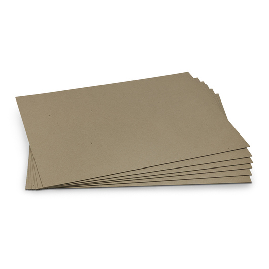 Jack Richeson® Chipboard - Pkg. of 6 - 18 in. x 24 in. - 2.2 mm Thick