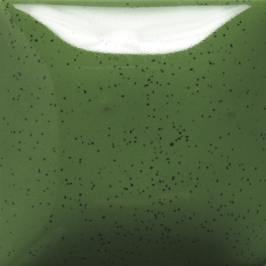 Mayco® Speckled Stroke & Coat® Glaze - Pint - SP-226 Speckled Green Thumb