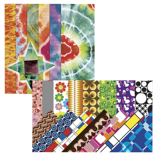 Roylco® Funky Paper Assortment