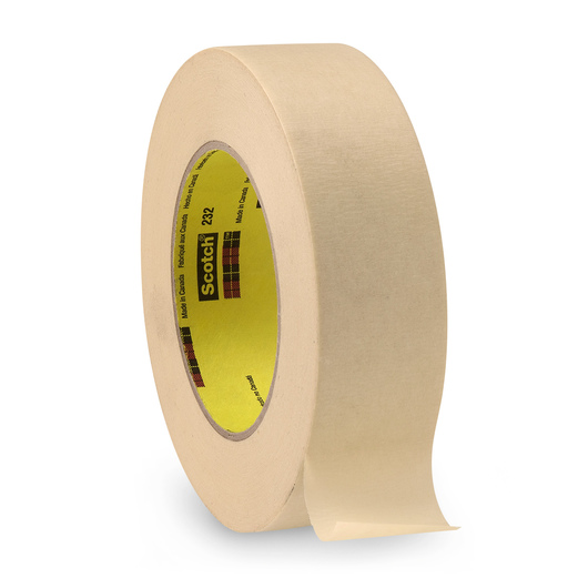Scotch® High Performance Masking Tape - 60-yd. Roll, 1-1/2 in. Wide