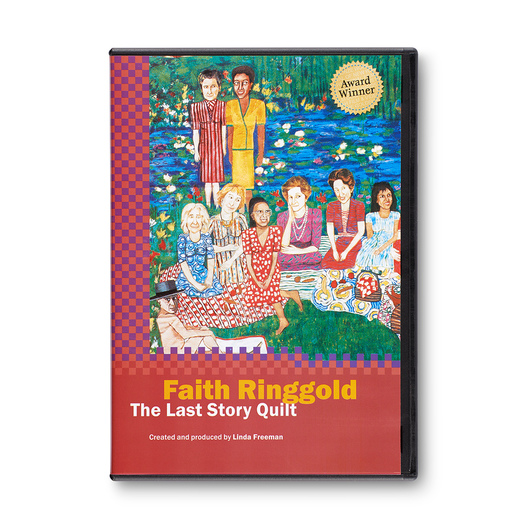 Faith Ringgold: The Last Story Quilt - DVD