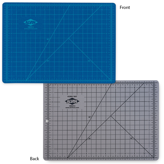 Alvin® Self-Healing Reversible 18 in. x 24 in. Hobby Mat