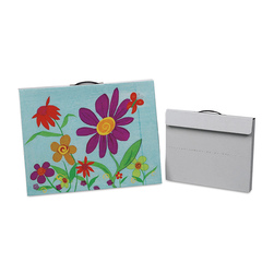 Flipside® White Portfolio Case - 20 in. x 26 in.