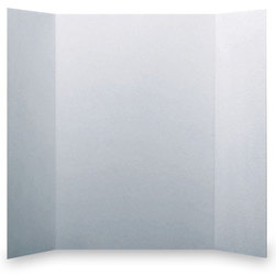 Flipside® Foam Project Boards - Pkg. of 10 - 36 in. x 48 in. - White