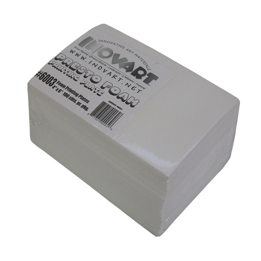 Inovart Presto Foam™ - Pkg. of 100 - 4 in. x 6 in.