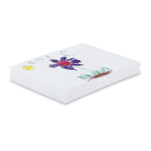 Pacon® Ecology® Recycled Drawing Paper - 500 Sheets - 60 lb. - 18 in. x 24 in.