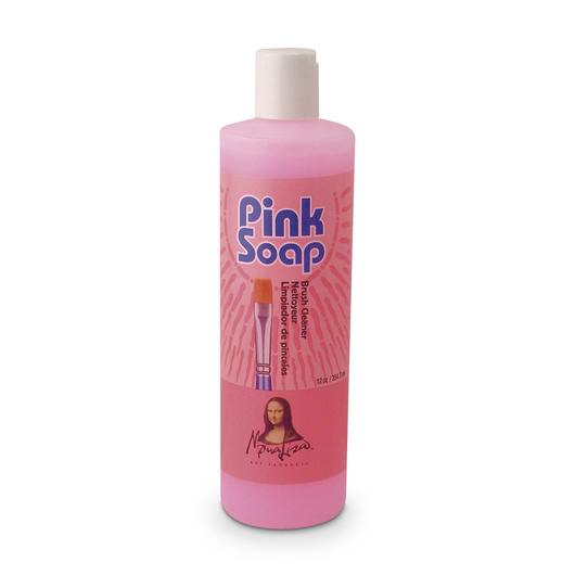 Mona Lisa™ Pink Soap™ - 12-oz. Bottle