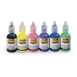 Scribbles Size Fabric Paint Set - Pack of 6