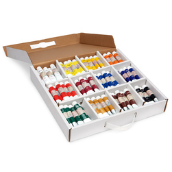 Nasco Watercolor 0.4 oz. Set