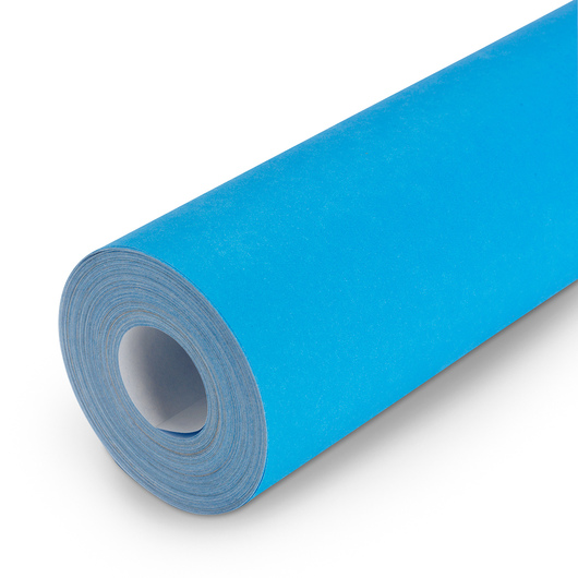 Pacon® Fadeless® Bulletin Board Art Paper Roll - 50 lb - 24 in. x 60 ft. - Bright Blue