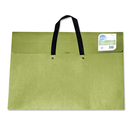 Star Products® Dura-Tote™ Earth-Friendly Portfolio with Soft Handle - 20 in. x 26 in.