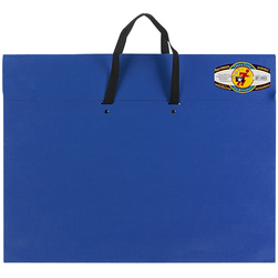 Star Products® Dura-Tote™ Classic Art Portfolio - 17 in. x 22 in. x 2 in. - Blue