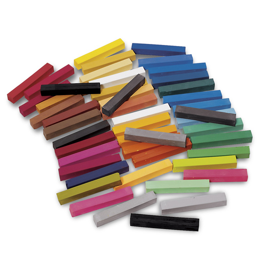 Nasco Professional Pastels - Set of 48
