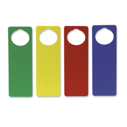 Foamies® Door Hangers - Pkg. of 24