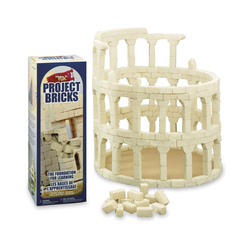 Make It: Fun® Project Bricks Kit - 285 Pieces