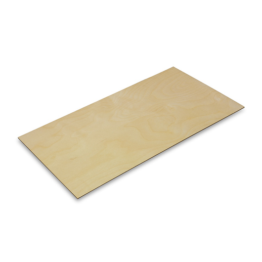 Craft Plywood - Set of 6 - 1/8 in. x 12 in. x 24 in.