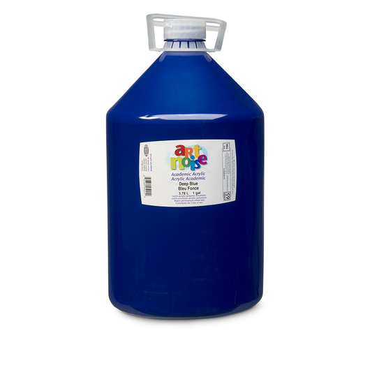 Art Noise Acrylic Paint - Gallon - Deep Blue