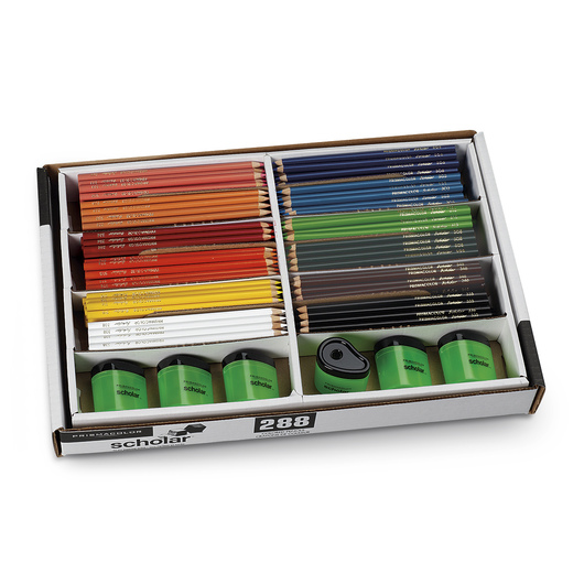 PRISMACOLOR™ Scholar™ Colored Pencils - Classroom Pack of 288
