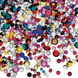 Rhinestones - 2-oz. Bag