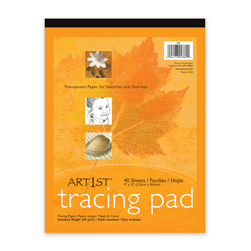 Pacon ArtIst Tracing Pad