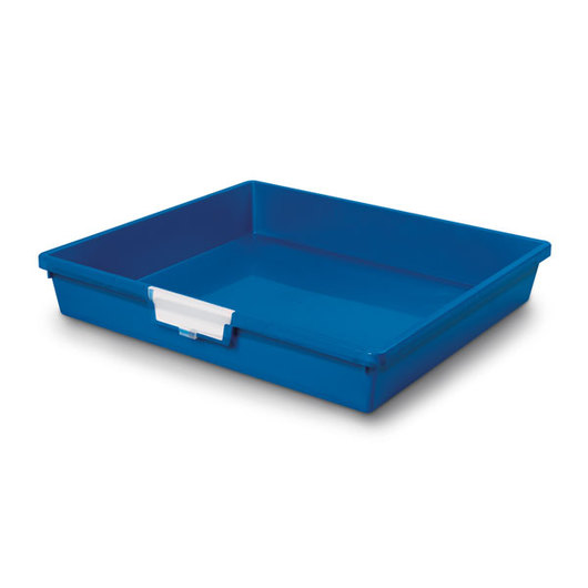 Tote Tray - 18-1/2 in. W x 3 in. H x 16-3/4 in. D