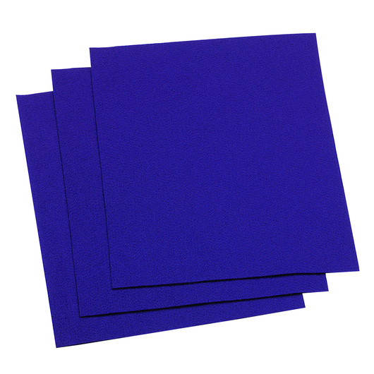 Felt Pieces - Pkg. of 10 - 9 in. x 12 in. - Royal Blue