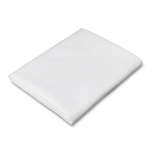 Felt Square - 1 yd. - White