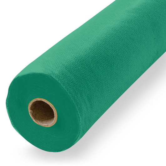 Smart-Fab® Disposable Art and Decoration Fabric - 48 in. x 40 ft. - Grass Green