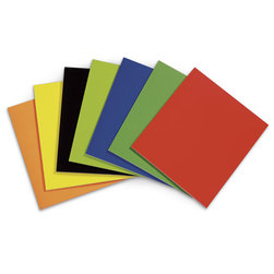 Roylco Double Colored Card Stock