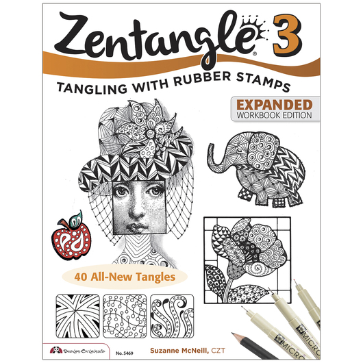 Zentangle® 3 Expanded Workbook Edition
