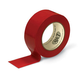 Red Polyethylene Tape - 2 in. x 36-yd. Roll