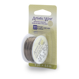 Artistic Wire Tarnish Copper Wire