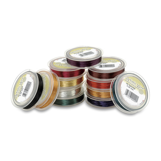 Artistic Wire® Spools - Pack of 12 - 20 Gauge