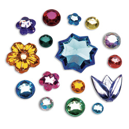 Assorted Flower RhinesTones