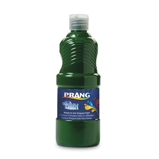 PRANG® Washable Ready-to-Use Tempera Paint - Pint - Green