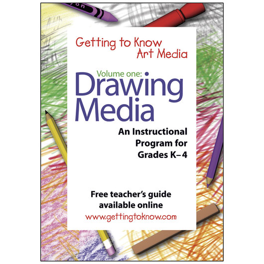Getting to Know Drawing Media DVD