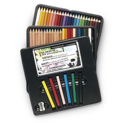 PRISMACOLOR® Premier® Mixed Colored Pencils - Set of 79
