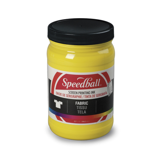 Speedball® Textile Ink - 32-oz. - Yellow